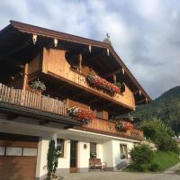 Appartement Humeraleitn, hotel in Alpbach