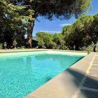 Villa with 4 bedrooms in Arezzo with private pool furnished terrace and WiFi, hotel in Arezzo