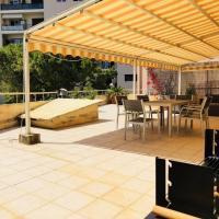 Appartement grande terrasse à coté Monaco & plage