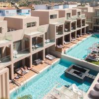 EPOS LUXURY BEACH HOTEL / ADULTS ONLY 16+, Hotel in Georgioupoli