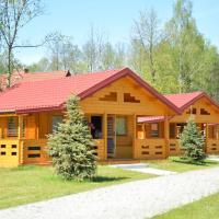 Domki nad jeziorem Kolonia Rybacka