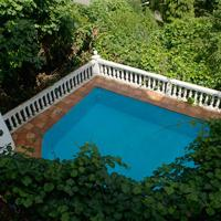 Apartment with one bedroom in San Antolin de Ibias with wonderful lake view shared pool furnished balcony