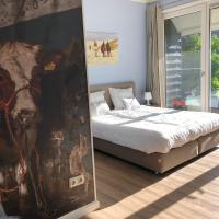 Appartement 'Oude Jitte', hotel in Greonterp
