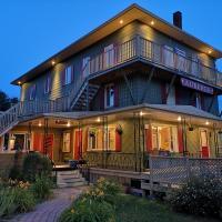 Auberge de la rive de Charlevoix - Auberge de jeunesse familiale pour voyageurs de tous âges, hotel em Saint-Joseph-de-la-Rive