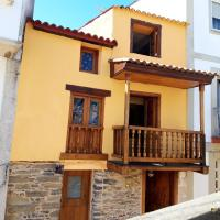 House with 2 bedrooms in Ares, with wonderful sea view, furnished garden and WiFi - 200 m from the beach