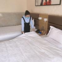 Qingzhu Yuexiang Hotel (Hancheng East Second Ring Huayu Jiayuan Branch), hotel in Weinan