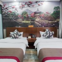 Thank Inn Chain Hotel Shanxi Taiyuan Wanbolin District Wanxiang City