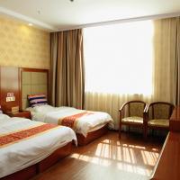 JUN Hotels Zhangjiakou Qiaodong District Yu'er Mountain Taihe Home, hotel in Zhangjiakou