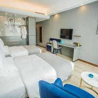 Lano Hotel Henan Zhengzhou Dengfeng Songshan Shaolin Cultural City, отель в городе Чжэнчжоу