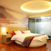 Thank Inn Chain Hotel Guangdong Heyuan Yuancheng District Heyuan Avenue North White Bailingtou Gaotang Store