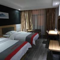 JUN Hotels Anhui Hefei West Bus Station, hotel near Hefei Xinqiao International Airport - HFE, Hefei