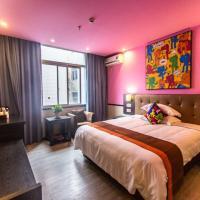 JUN Hotels Fujian Ningde Xiapu Longshou Road Store, hotel en Ningde