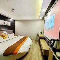 JUN Hotels Hubei Jingzhou Shashi District Bus Station, отель в городе Jingzhou