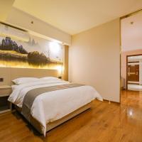 JUN Hotels Liaoning Anshan Railway Station Wanxianghui, отель в городе Anshan