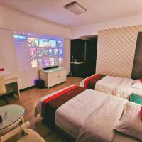 JUN Hotels Sichuan Mianyang High-tech Zone City Government Store