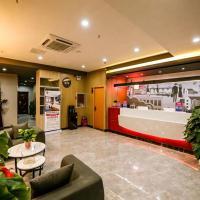 Thank Inn Chain Hotel Shanxi Yangquan Suburban Government Center