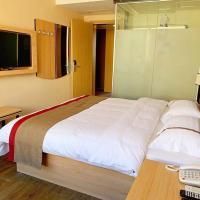 Thank Inn Chain Hotel Handan Feixiang District Pingyuan Square