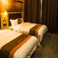 JUN Hotels Xingtai Pingxiang County Jianshe Street, отель в городе Xingtai