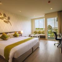 Tamarind Garden Hotel, hotel in Rayong