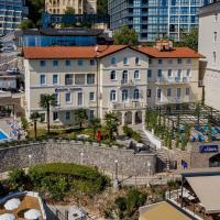 Hotel Domino, отель в Опатии