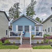 Coastal Pet-Friendly Cottage Less Than half Mi to Beaches, hotel in Chesapeake Beach