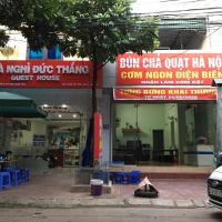 Duc Thang Guest House (Nhà Nghỉ Đức Thắng), hotel in Diện Biên Phủ