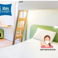 ibis budget Bordeaux Lac, hotel in Bordeaux
