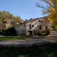 Hospederia El Batan, hotel in Tramacastilla