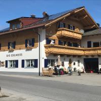 Das Edelweiss, hotel in Grän
