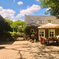 Natuurhuisje Het Rode Huis - Breda - Rijsbergen