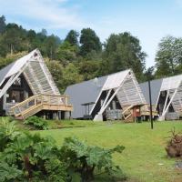 Termas de Aguas Calientes, hotel en Puyehue