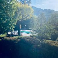 Tuscan Skye - Villa Sofia with private swimming pool and garden