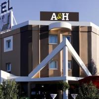 A&H PRIVILÈGE Lyon Est - Saint Priest Eurexpo, hotel in Saint-Priest