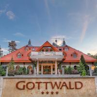 Hotel Gottwald, hotel Tatán