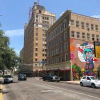 The Rialto Hotel, hotel in Laredo