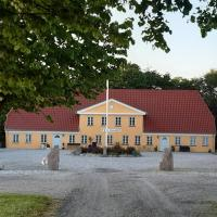 Agnes Bed and Breakfast, отель в городе Bække