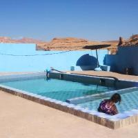 Villa with 5 bedrooms in Aït Ben Haddou, with wonderful mountain view, private pool, enclosed garden