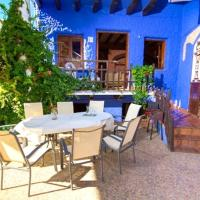 Villa with 3 bedrooms in Benaocaz with wonderful mountain view private pool furnished terrace, hotel en Benaocaz