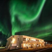 Borg Apartments, hótel á Hvolsvelli