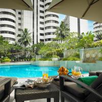Shangri-La Kuala Lumpur, hotel em Kuala Lumpur