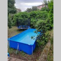 Villa aux volets bleus