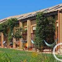 Casa do Vale da Lama EcoHotel & Retreat Centre in a farm