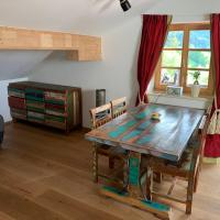 Dachgeschoss Ferienwohnung mit Charme - Top floor apartment with charme