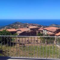 Apartment with one bedroom in San Mauro Cilento with wonderful sea view and enclosed garden 7 km from the beach, hotel a San Mauro Cilento