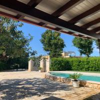 Apulianstay-Villa Carluccio, hotel a Faccia di Trippa di Monte