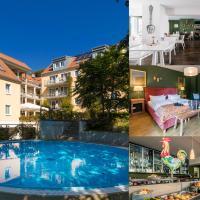 Apparthotel STEIGER Bad Schandau, Hotel in Bad Schandau