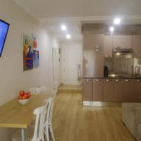 Studio in Alicante Alacant with furnished balcony and WiFi