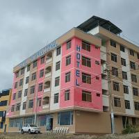 Hotel Intersanz Internacional (Atacames), hotel em Atacames