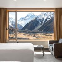 The Hermitage Hotel Mt Cook, hotel in Mount Cook Village