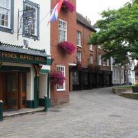 Prince Rupert Hotel, hotel in Shrewsbury